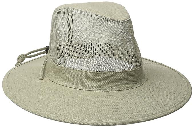 Dickies Men s Vented Safari Cap 9c0e945aef2