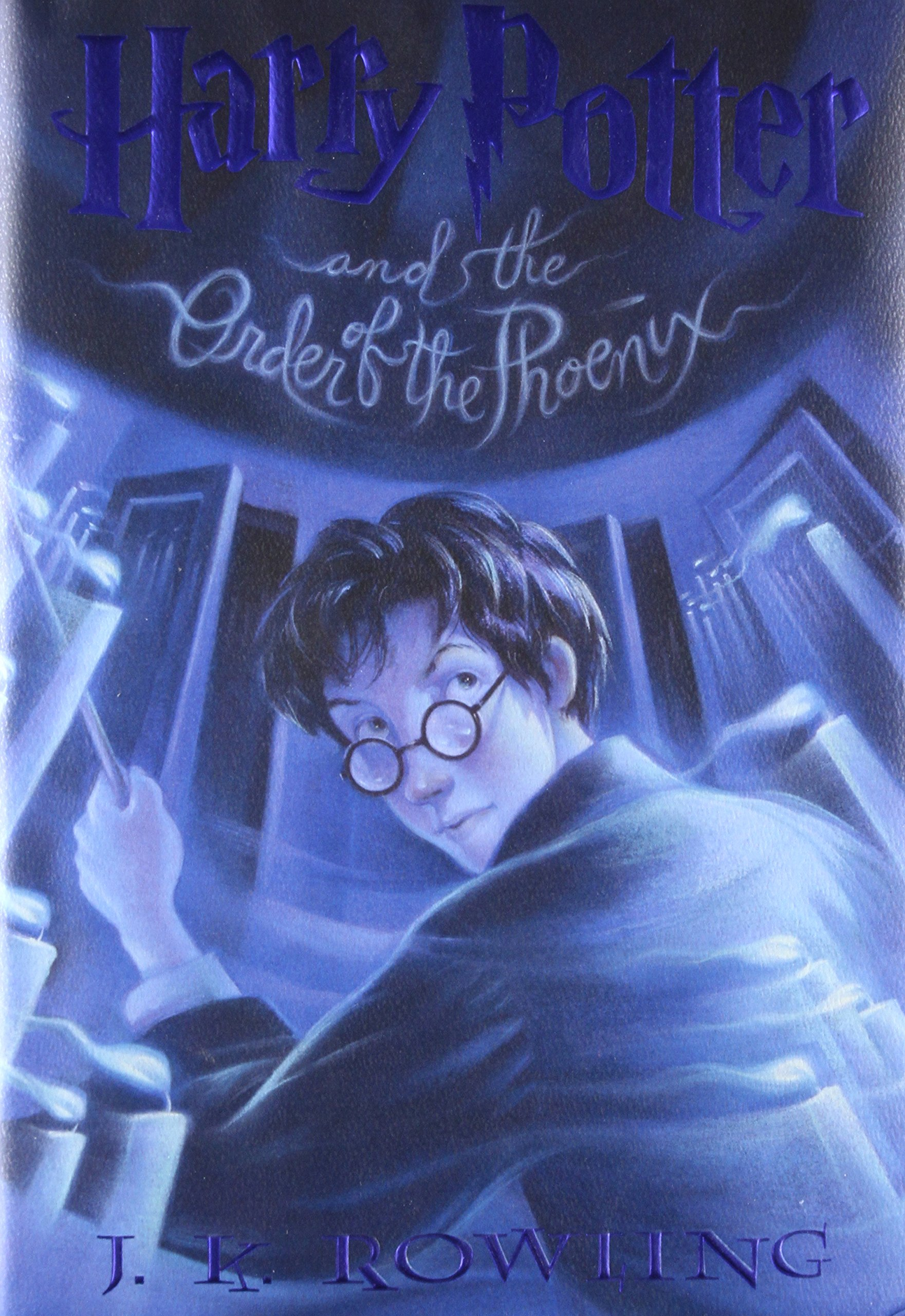 Harry Potter and the Order of the Phoenix (Book 5) by Arthur A. Levine Books (Image #1)