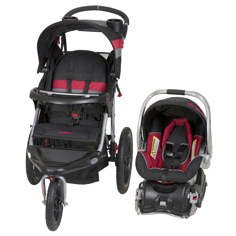 352f24849 Amazon.com   Baby Trend Range Jogger Travel System