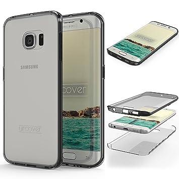 Urcover® Galaxy S6 Edge Funda [Nueva Versión] Mejorada Funda ...