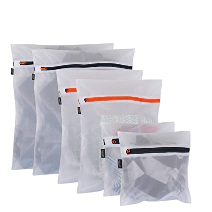 Amazon.com: Jinx Linx - Bolsas de malla para ropa delicada ...