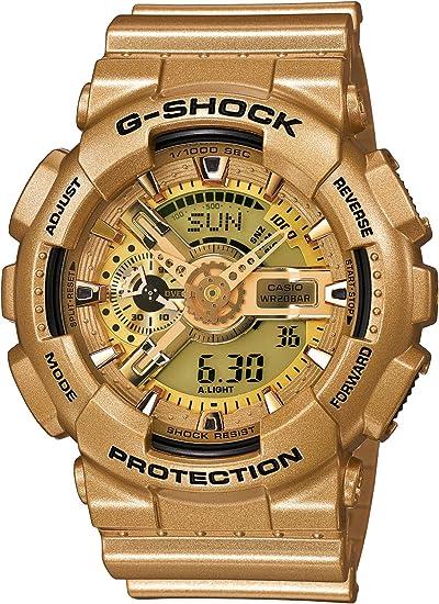 [カシオ]CASIO 腕時計 G-SHOCK Gショック アナデジ GA-110GD-9A メンズ [逆輸入]