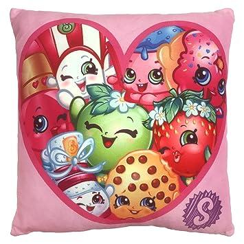 Shopkins Pillow Season 1 2 3 5 Kooky Cookie Cheeky Chocolate Chee Zee