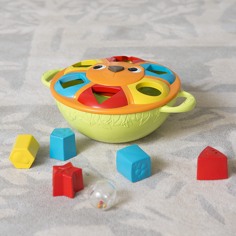 Kiddopotamus King of the Shape Sorters Toy Summer Infant 31050