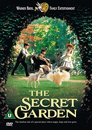 Amazon.com: The Secret Garden [Region 2]: Kate Maberly, Maggie Smith ...