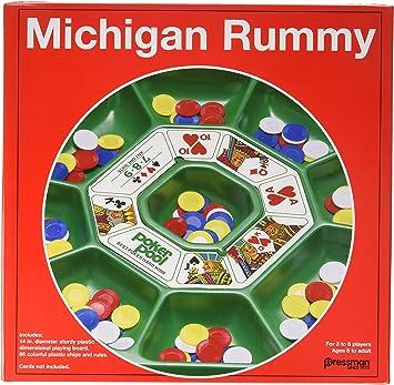Michigan Rummy: Amazon.es: Juguetes y juegos