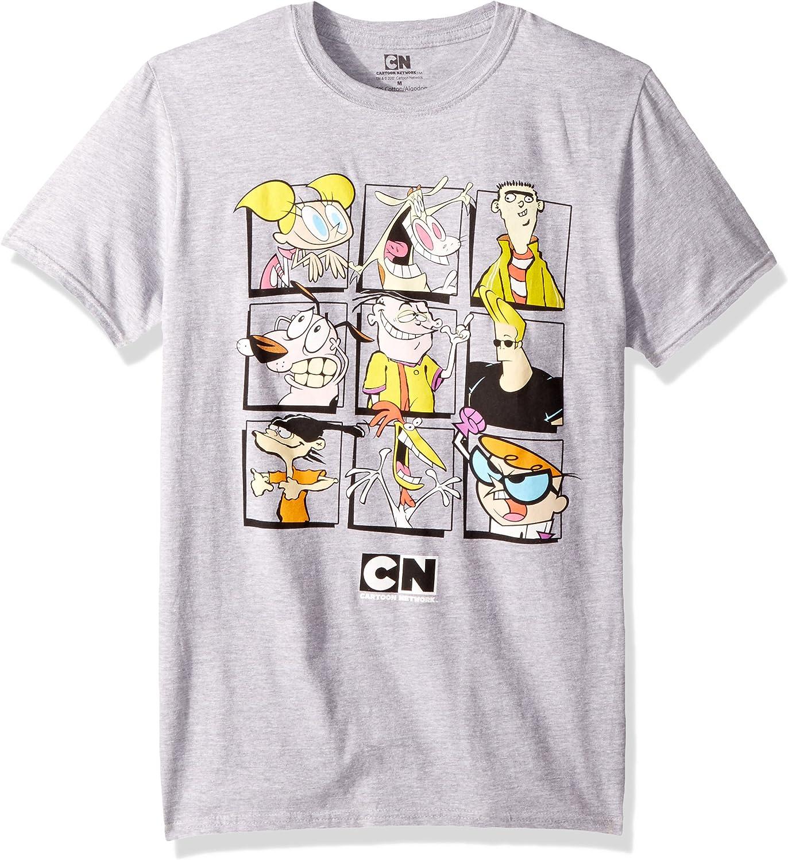 Cow And Chicken Cartoon Cartoon Network Super Cow Women/'s T-Shirt Tee