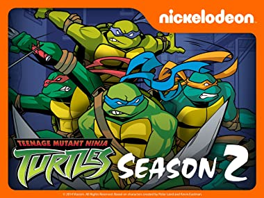 Amazon.com: Teenage Mutant Ninja Turtles Season 2 (2003 ...