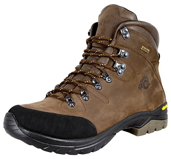 GUGGEN Mountain Los Hombres Zapatos de Senderismo Botas de Trekking ...