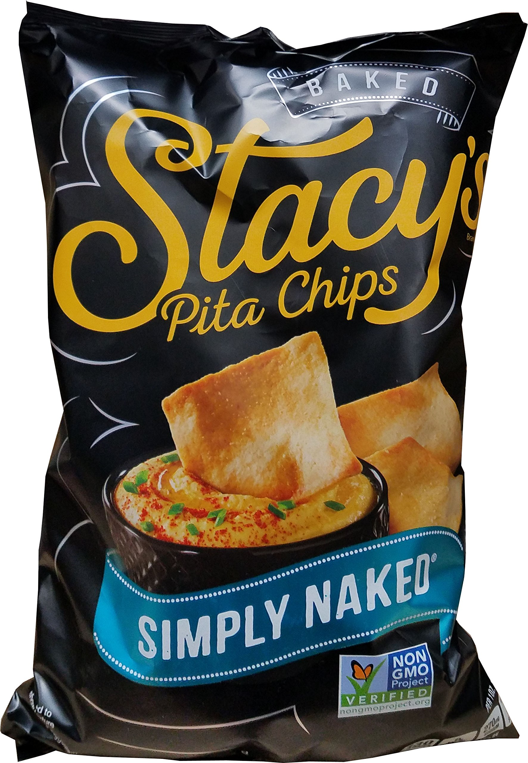 Stacy's Naked Pita Chips Natural, 28 Oz by Stacy's