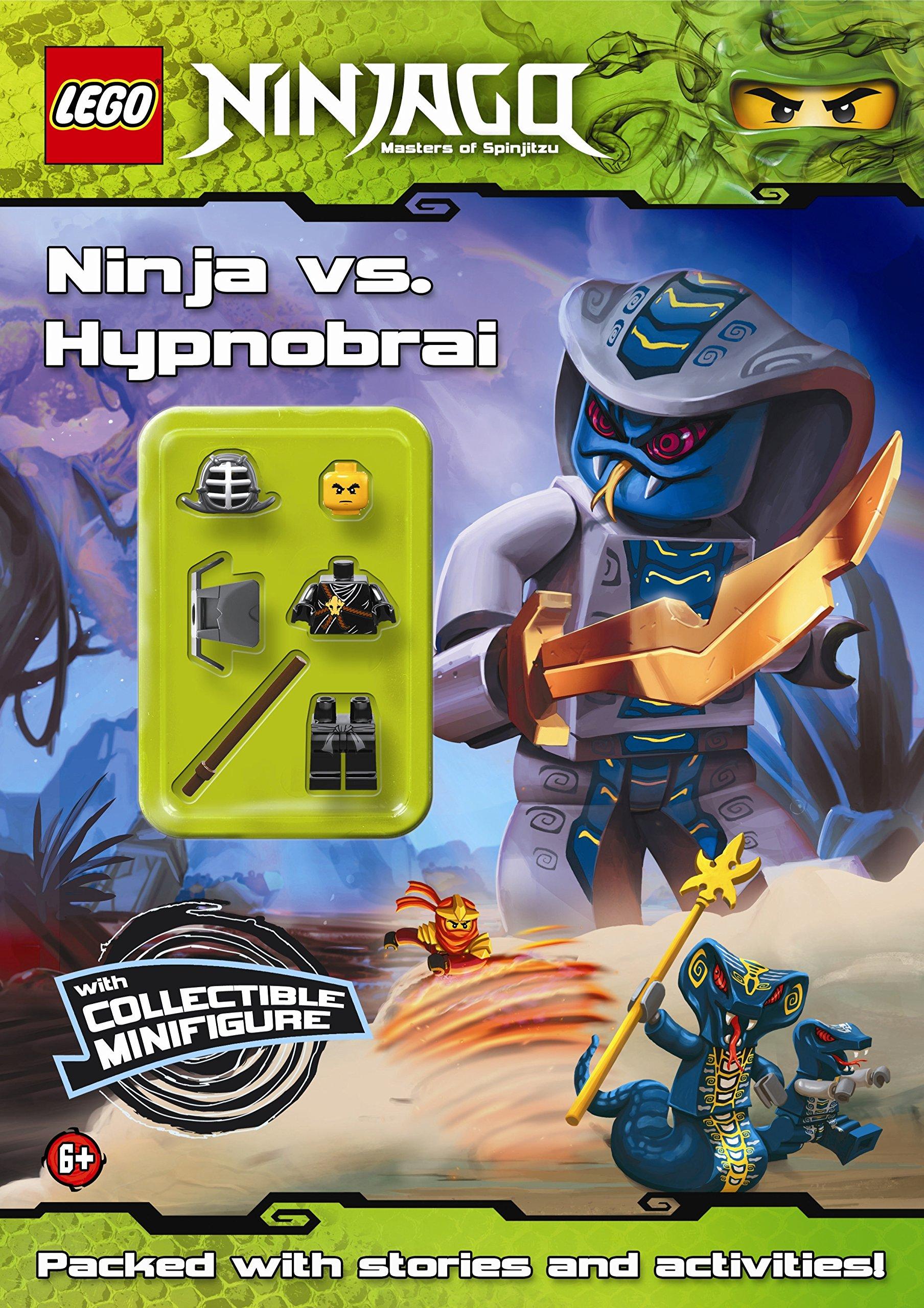 LEGO Ninjago: Ninja vs Hypnobrai Activity Book with ...