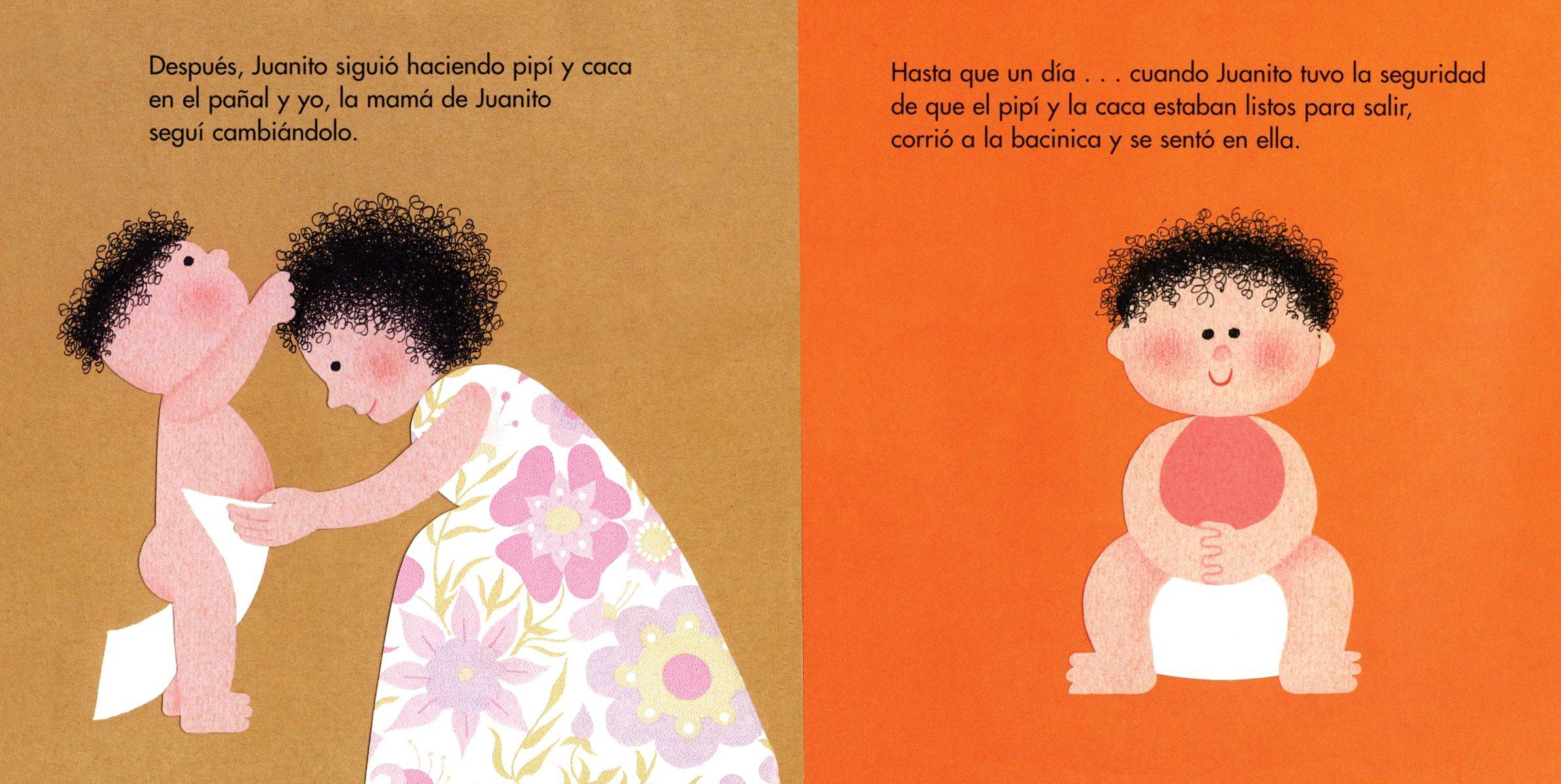 Mi bacinica y yo (para el) (Spanish Edition): Alona Frankel: 9781770854024: Amazon.com: Books
