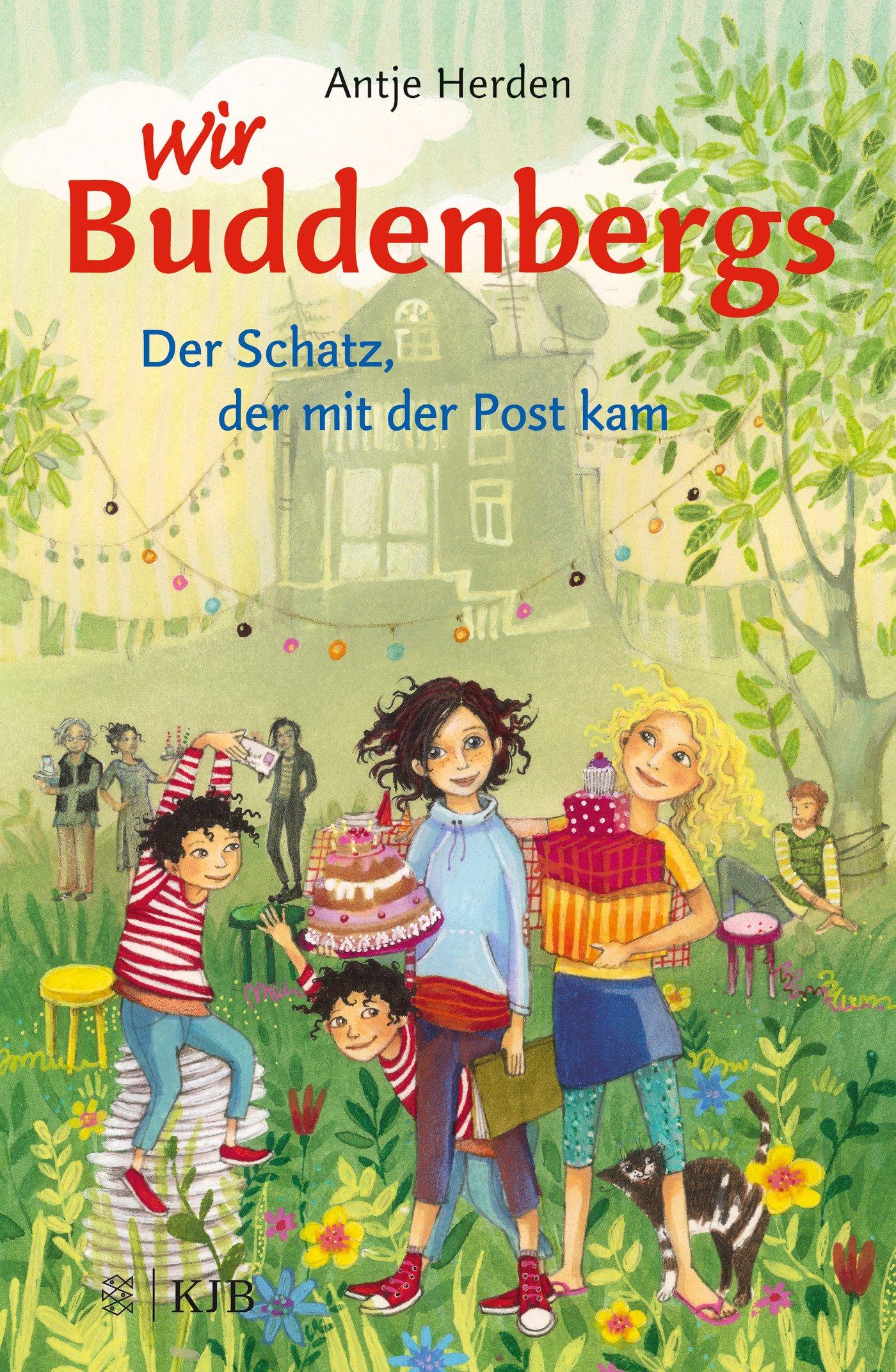 Wir Buddenbergs – Der Schatz, der mit der Post kam: Band 1