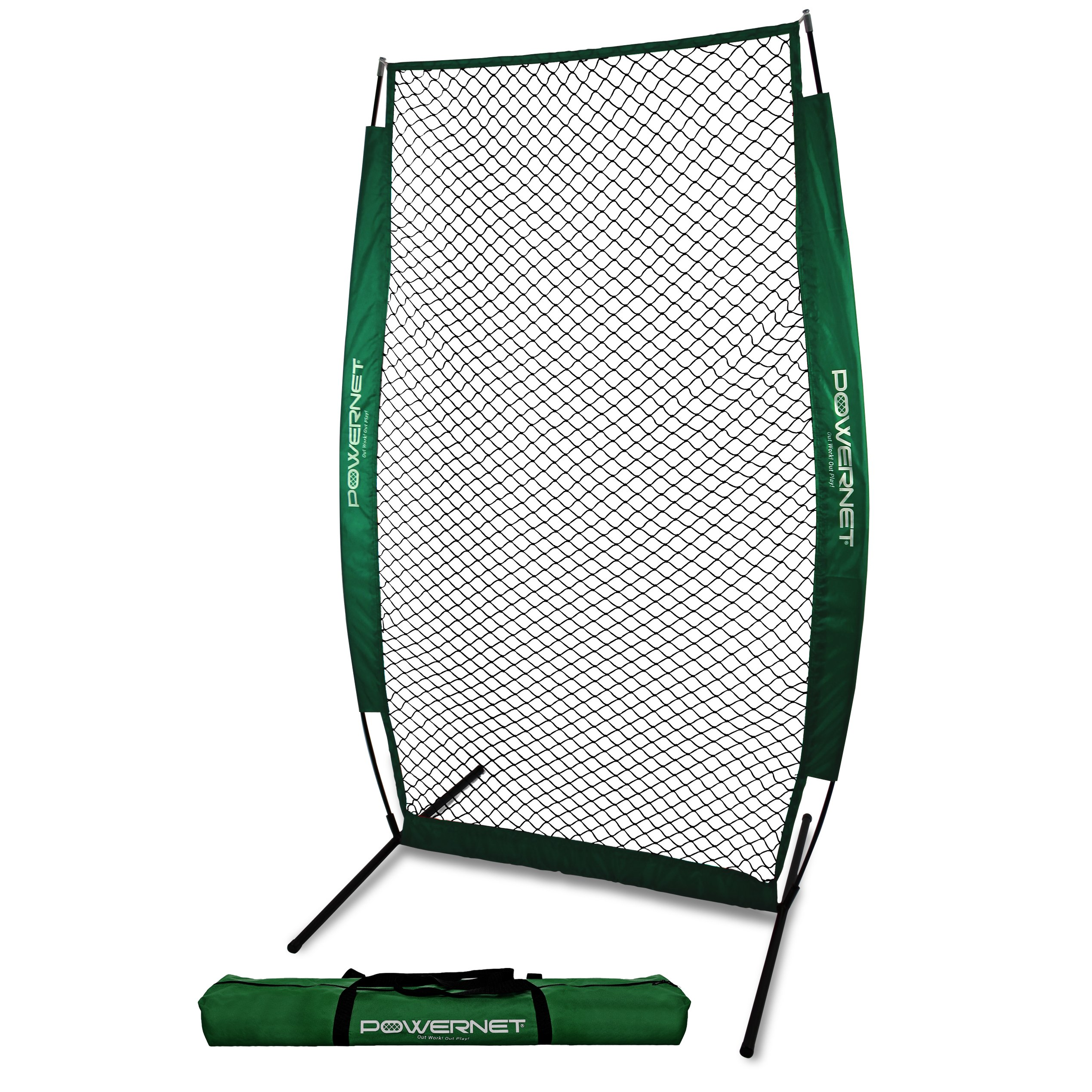 PowerNet I-Screen with Frame and Carry Bag (Green)