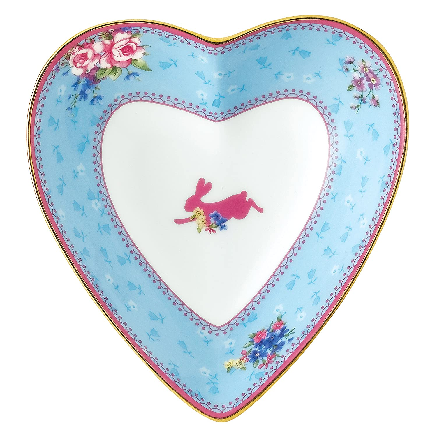 Royal Albert Candy Heart Tray, 5.1