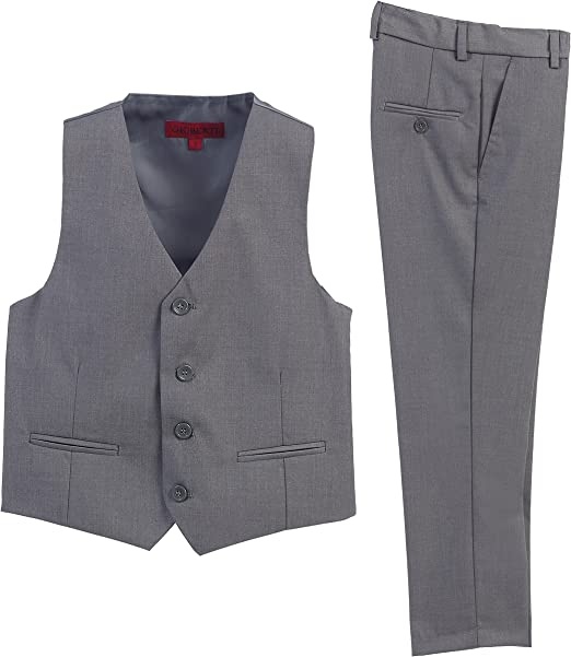 Amazon.com: Gioberti - Traje formal para niño: Clothing