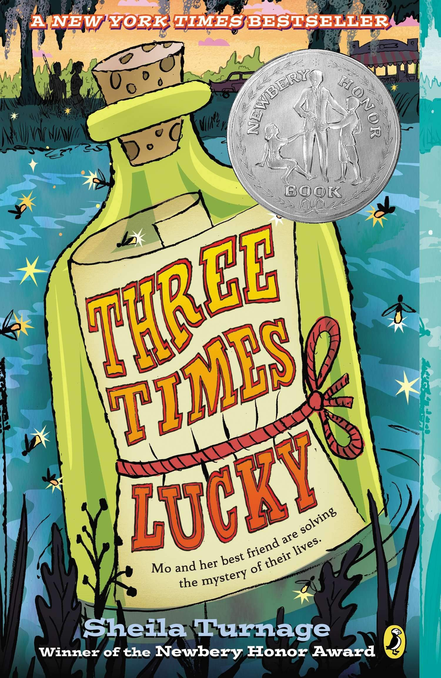 Three Times Lucky (Mo & Dale Mysteries): Turnage, Sheila: 9780142426050:  Amazon.com: Books