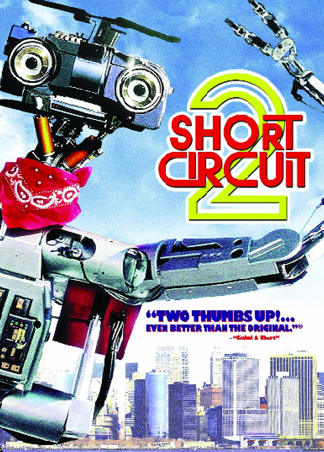 amazon com short circuit 2 fisher stevens michael mckean tim rh amazon com