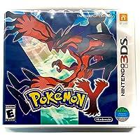 3DS Pokemon Y - World Edition