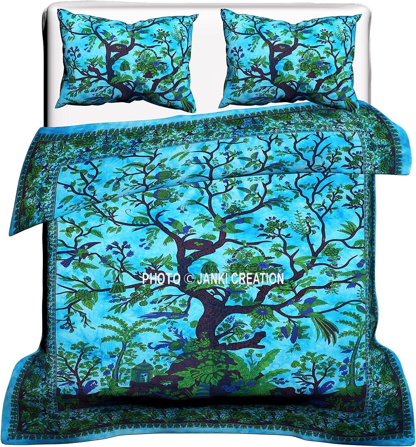 Bedding Tree Of Life Queen Duvet Cover