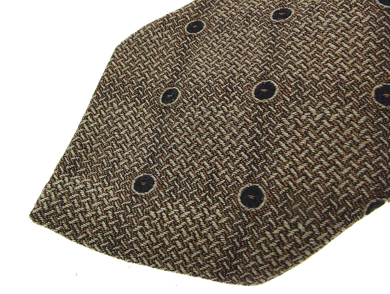 Marks & Spencer - Corbata de Seda para Hombre, diseño de círculos ...