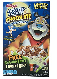 frosted flakes chocolate marshmellows halloween skeleton cereal - Captain Crunch Halloween