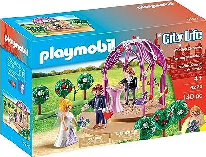 Amazon.com: Playmobil boda ceremonia Building Set: Toys & Games