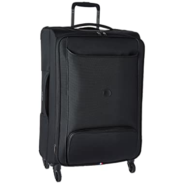 Delsey Luggage Chatillon 25  Exp. Spinner Trolley, Black