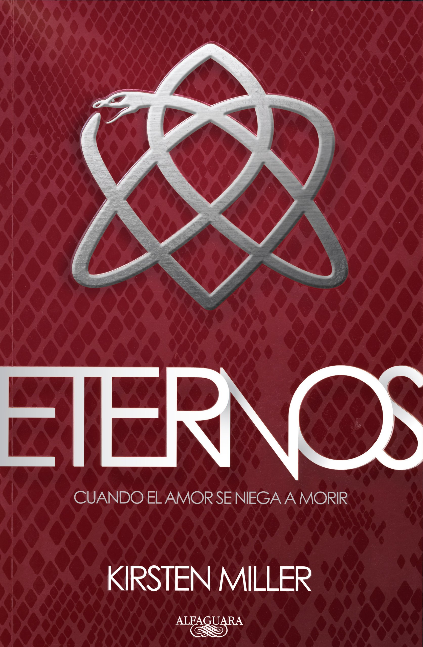 Eternos (The Eteral Ones) (FICCIÓN JUVENIL): Amazon.es: KIRSTEN MILLER: Libros