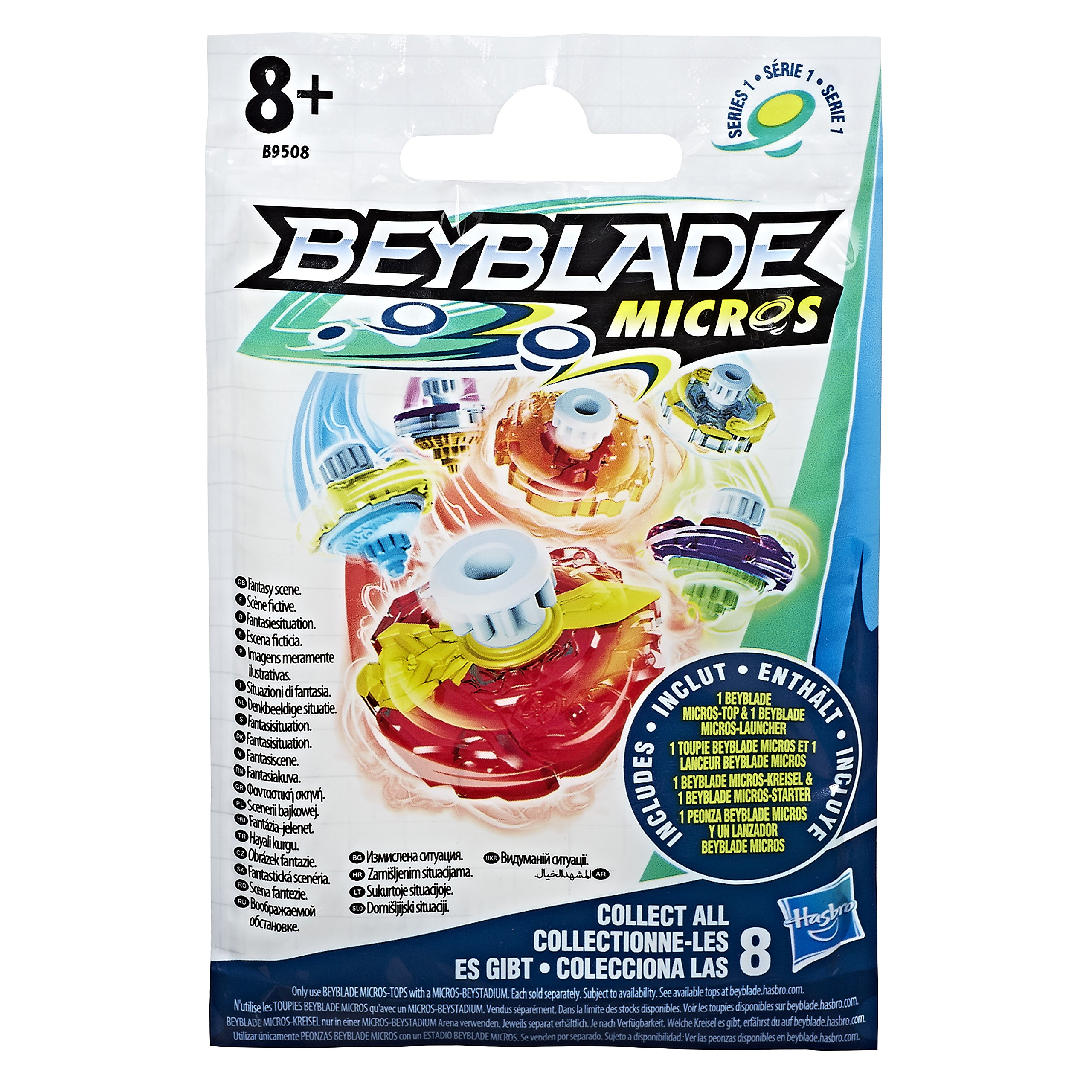 Beyblade Micros Series 3 Phantazus P2