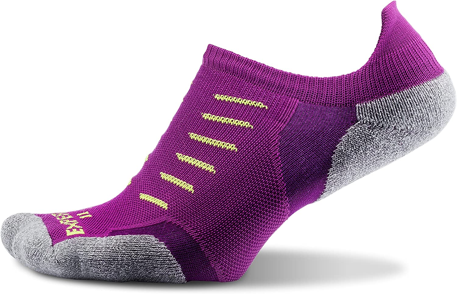 Thorlo Experia Chaussettes Mixte Adulte FR : S Very Berry Taille Fabricant : S