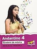 Andantino 4 (Projecte Far): Música. Segon cicle de primària 2n curs - 9788415390848 [Comunidad Valenciana]