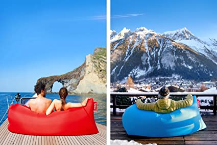 dicristo Air Sofa - Sillón hinchable hamaca colchón impermeable a ...
