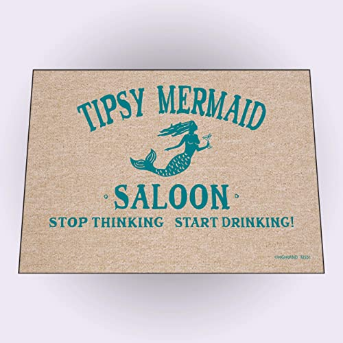 High Cotton Welcome Doormats – Tipsy Mermaid Saloon