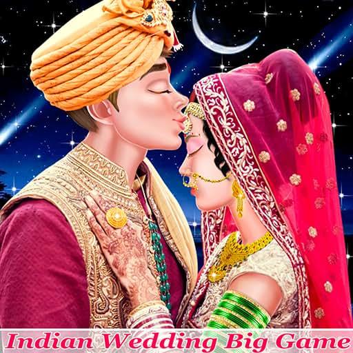 Indian Wedding Girl Big Arranged Marriage Game