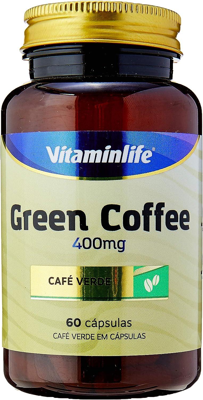 Green Coffee - 60 Cápsulas - Vitaminlife, VitaminLife