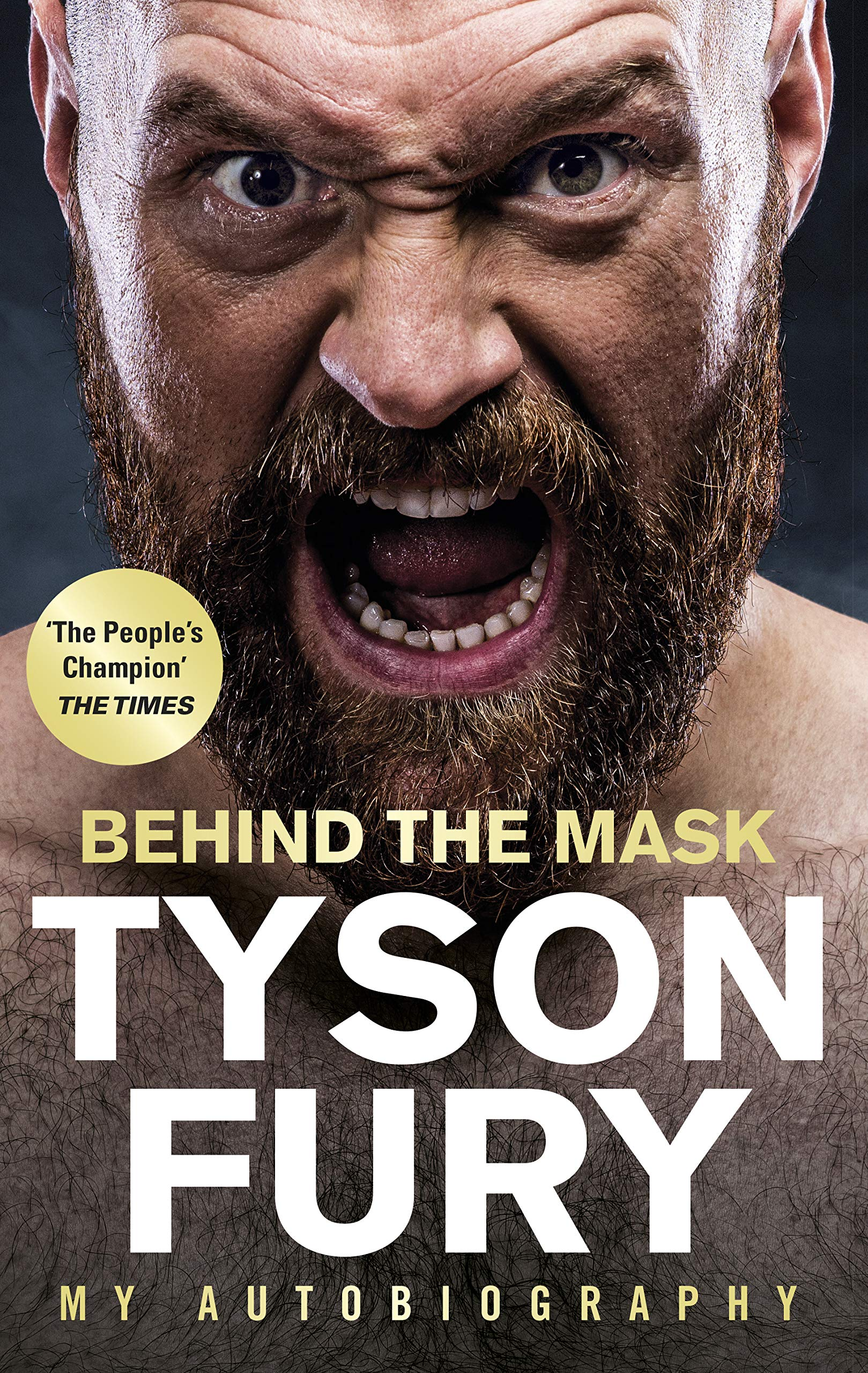 Behind The Mask  My Autobiography