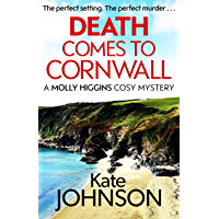 Death Comes to Cornwall: A gripping and escapist cozy mystery set on a film set by the seaside to read in 2020 (A Molly…