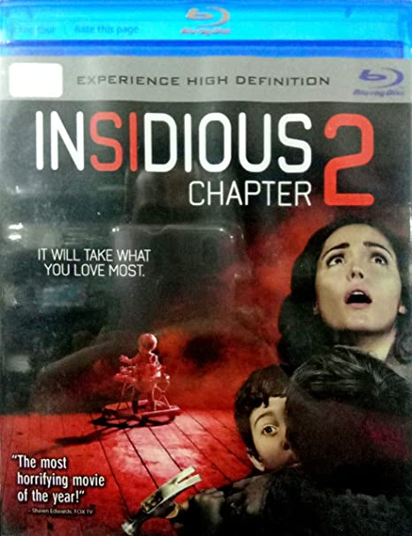 Amazon in: Buy Insidious Chapter 2 DVD, Blu-ray Online at