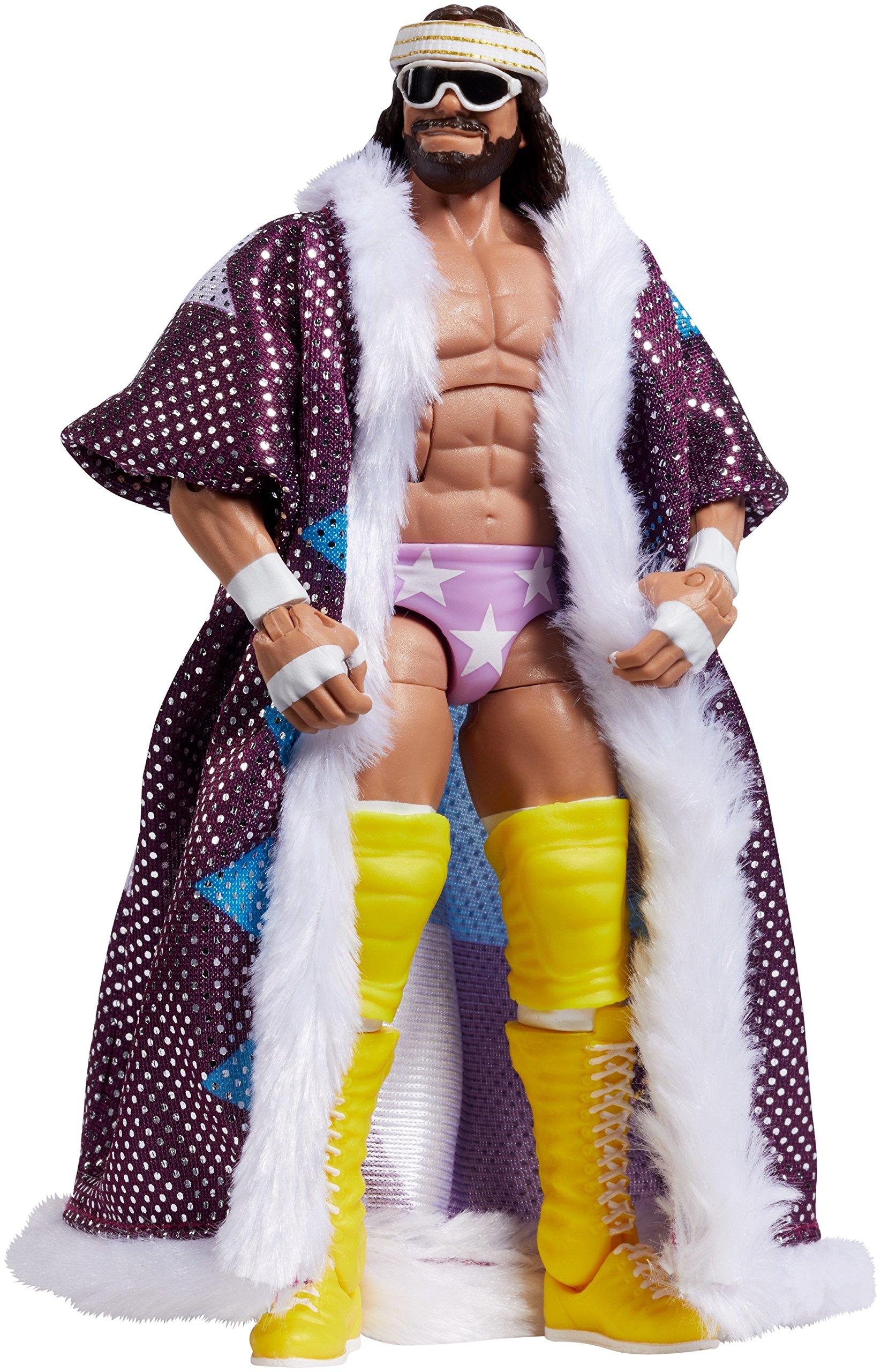 WWE Defining Moments Macho Man Randy Savage Action Figure