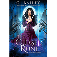 The Cursed Rune (Royal Reaper Academy Series Book 1) (English Edition)