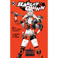 Harley Quinn Vol. 2 Harley Destroys The Universe