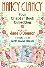 Nancy Clancy: Four Chapter Book Collection: Nancy Clancy, Super Sleuth; Nancy Clancy, Secret Admirer; Nancy Clancy Sees the Future; Nancy Clancy, Secret of the Silver Key Kindle Edition