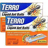 6-Pack Two Terro Liquid Ant Bait