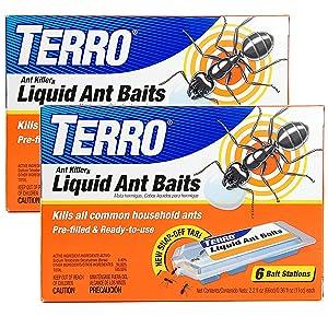 TERRO T300B2-Pack Liquid Ant Baits