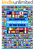 All countries, capitals and flags of the world: A guide to flags from around the world