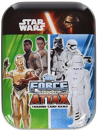 Star Wars - Lata mini de cartas, surtido (Topps TODFCTIN)