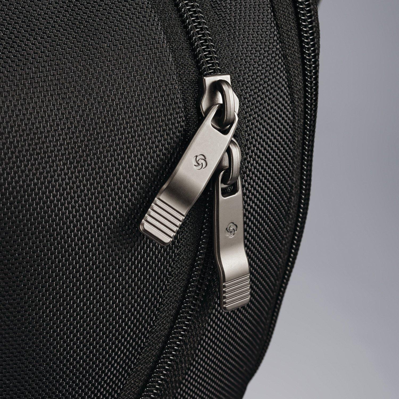 Samsonite Komni Small Backpack, Black/Brown, One Size by Samsonite (Image #9)