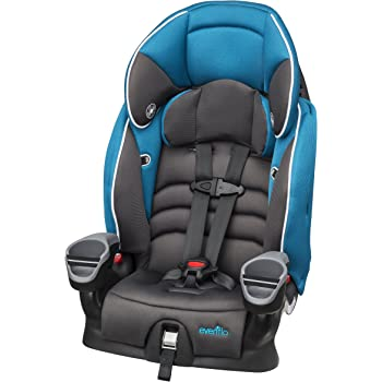 Evenflo Chase Lx Harnessed Booster Car Seat Jasmin 30611730