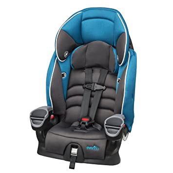Amazon.com : Evenflo Maestro Booster Car Seat Thunder : Baby